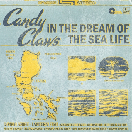 In The Dream Of The Sea Life Front Cover