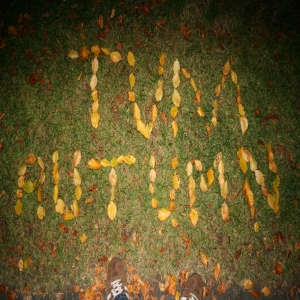 Autumn EP Front Cover